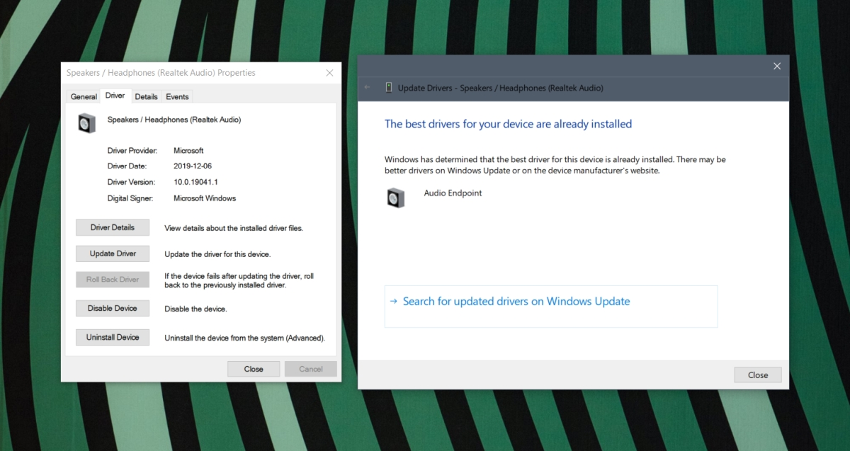 how to install audio drivers on windows 10 3 How to install audio drivers on Windows 10
