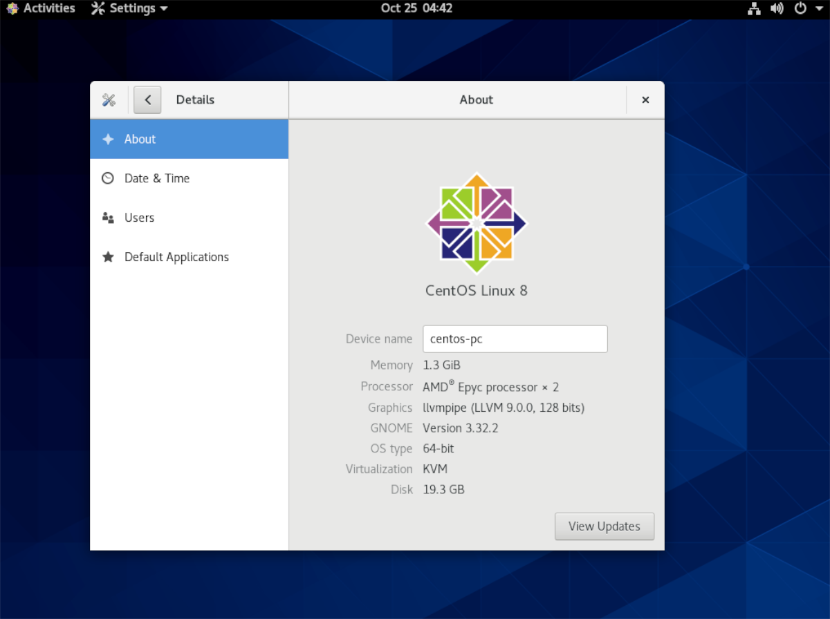 how to install centos 8 workstation How to install CentOS 8 workstation