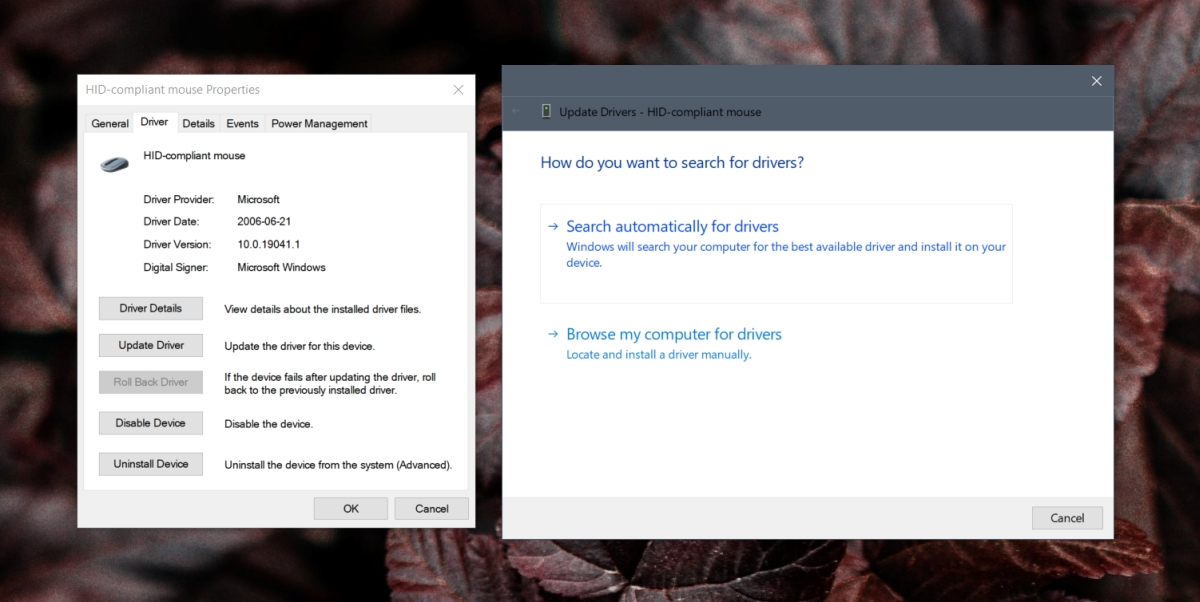 how to install mouse drivers on windows 10 3 How to install Mouse drivers on Windows 10