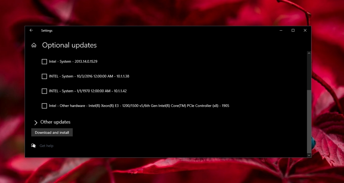 how to install optional updates on windows 10 1 How to install optional updates on Windows 10