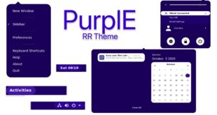 how to install the purpie gnome shell theme on linux How to install the PurpIE Gnome Shell theme on Linux