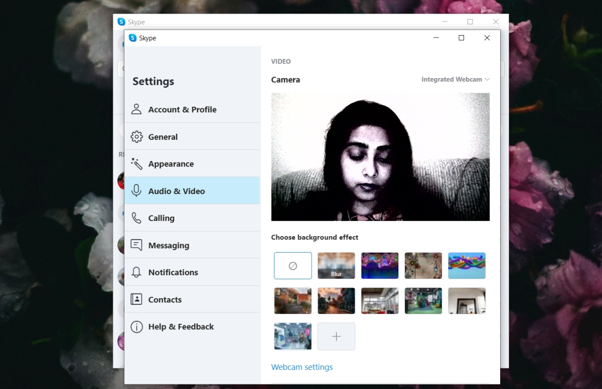 how to manage brightness and contrast for a webcam on windows 10 2 How to manage brightness and contrast for a webcam on Windows 10