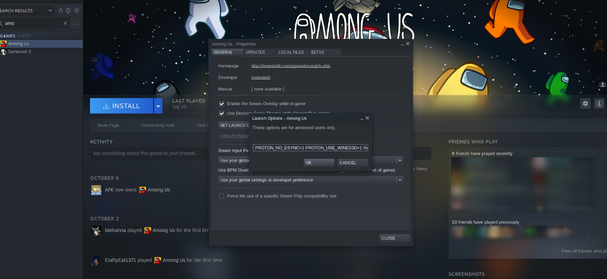 how to play among us on linux 2 How to play Among Us on Linux