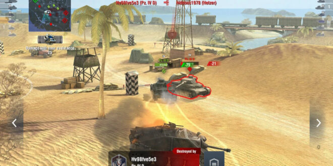 How to play World of Tanks Blitz on Linux