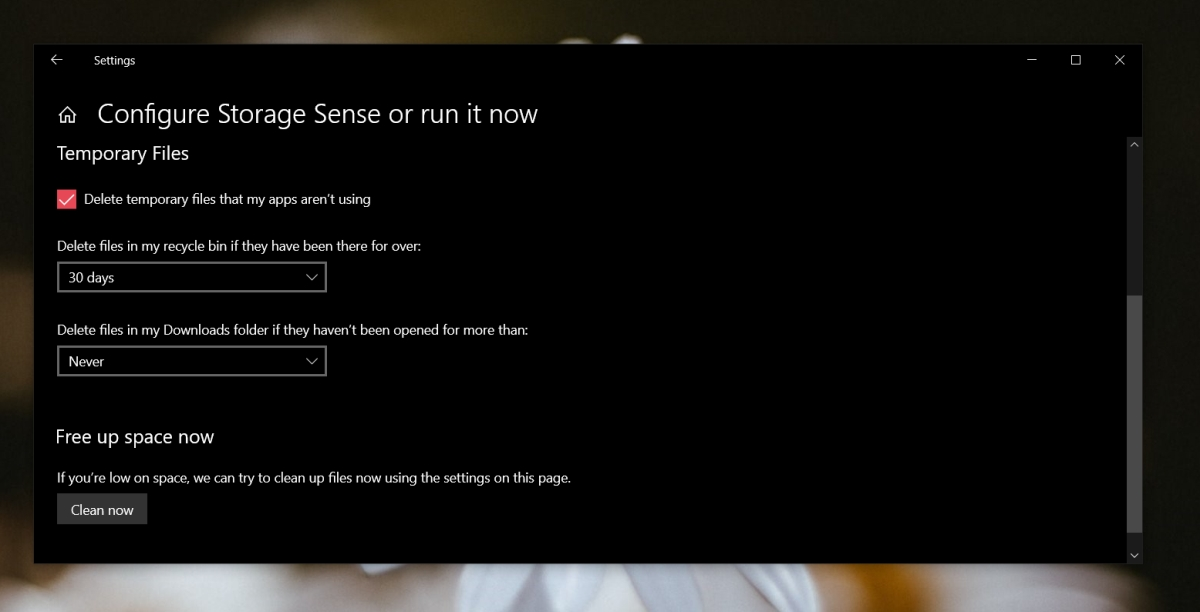 how to run the disk cleanup tool on windows 10 3 How to run the disk cleanup tool on Windows 10