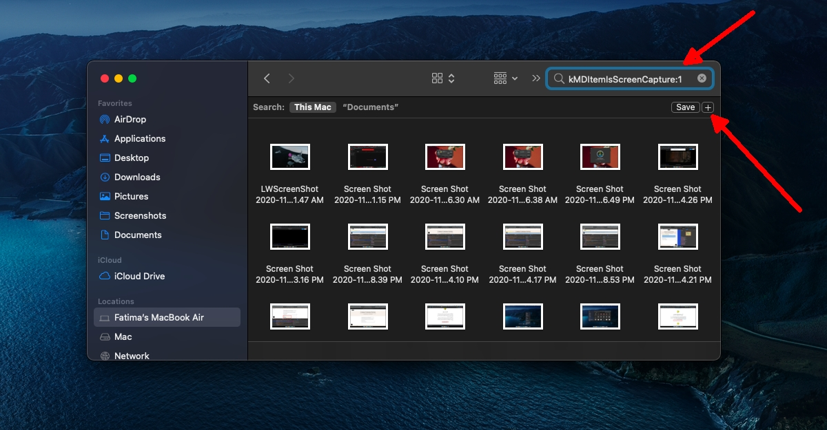 how to find screenshots on macos 1 How to find screenshots on macOS