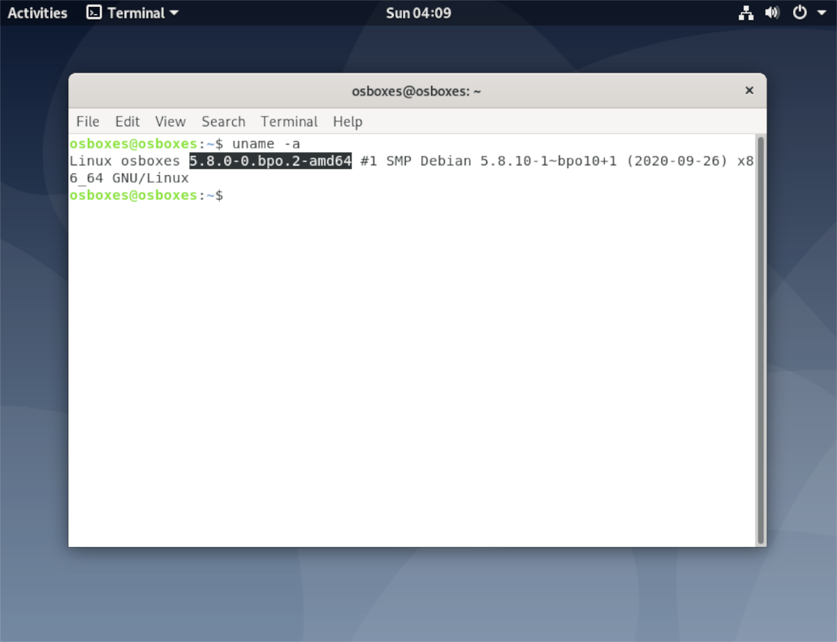 how to get linux kernel 5 8 and 5 9 in debian 10 How to get Linux kernel 5.8 and 5.9 in Debian 10