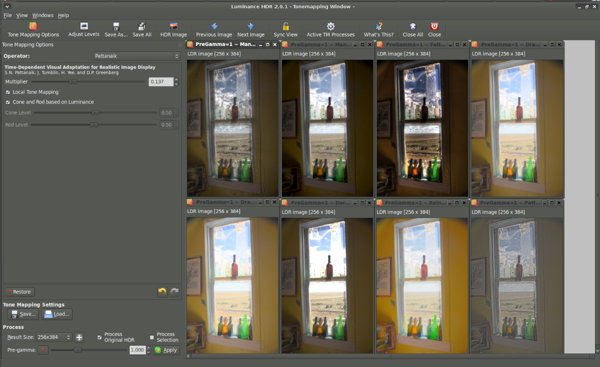 how to install luminance hdr How to install Luminance HDR