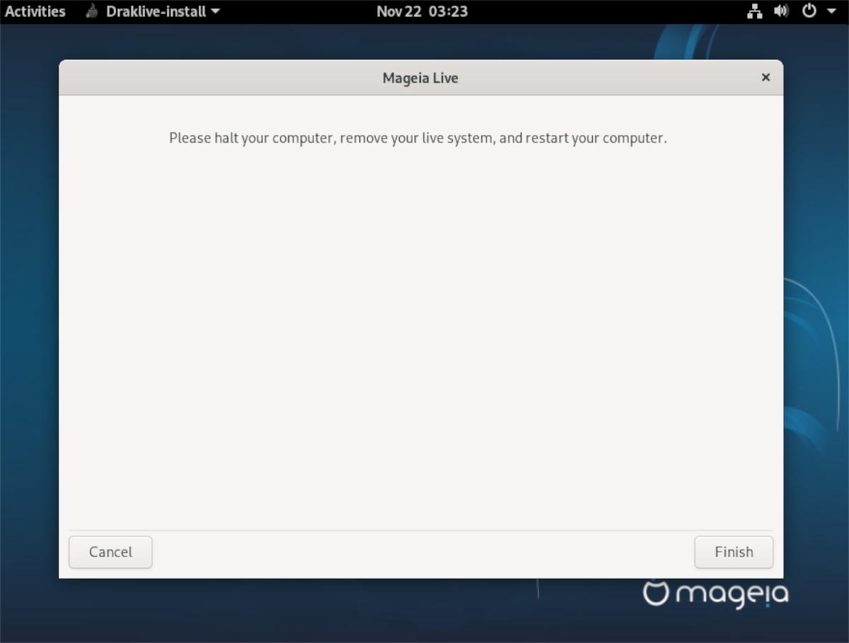 how to install mageia linux 11 How to install Mageia Linux