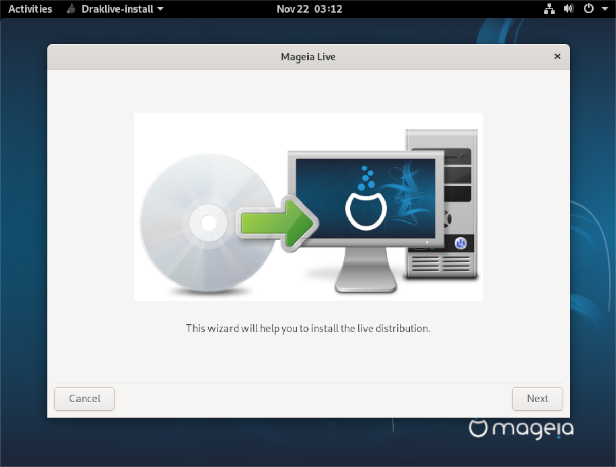 how to install mageia linux 6 How to install Mageia Linux