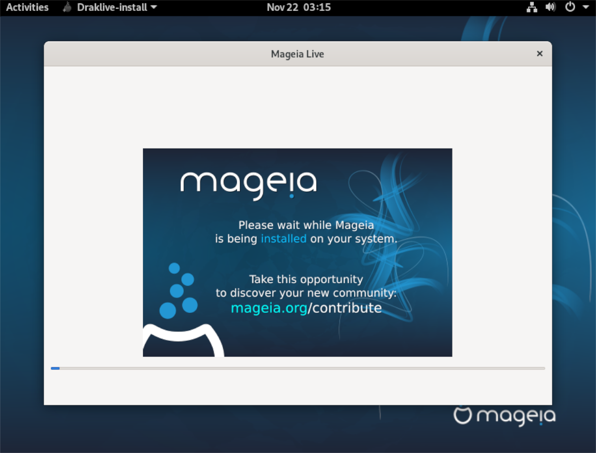 how to install mageia linux 8 How to install Mageia Linux