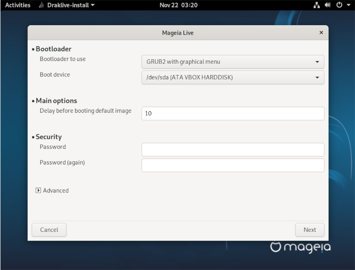 how to install mageia linux 9 How to install Mageia Linux