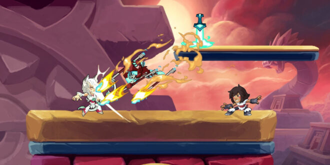How to play Brawlhalla on Linux