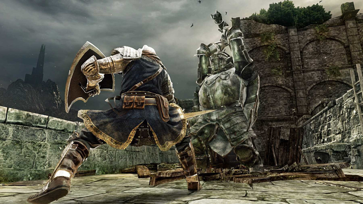 how to play dark souls ii scholar of the first sin on How to play Dark Souls II: Scholar of the First Sin on Linux