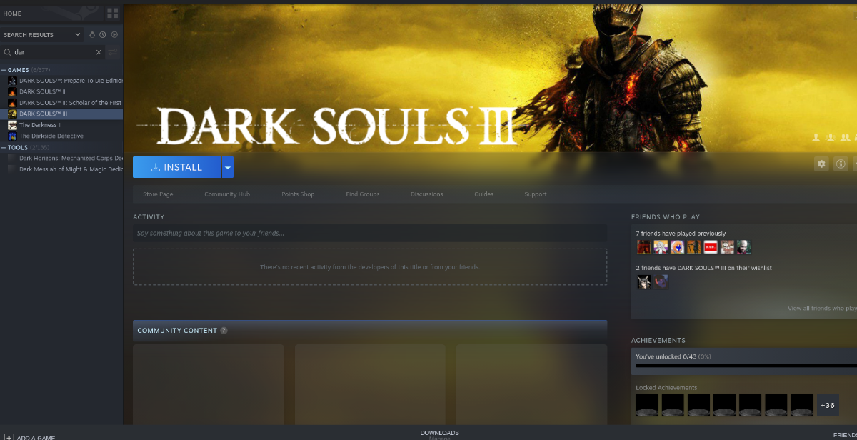 how to play dark souls iii on linux 3 How to play Dark Souls III on Linux