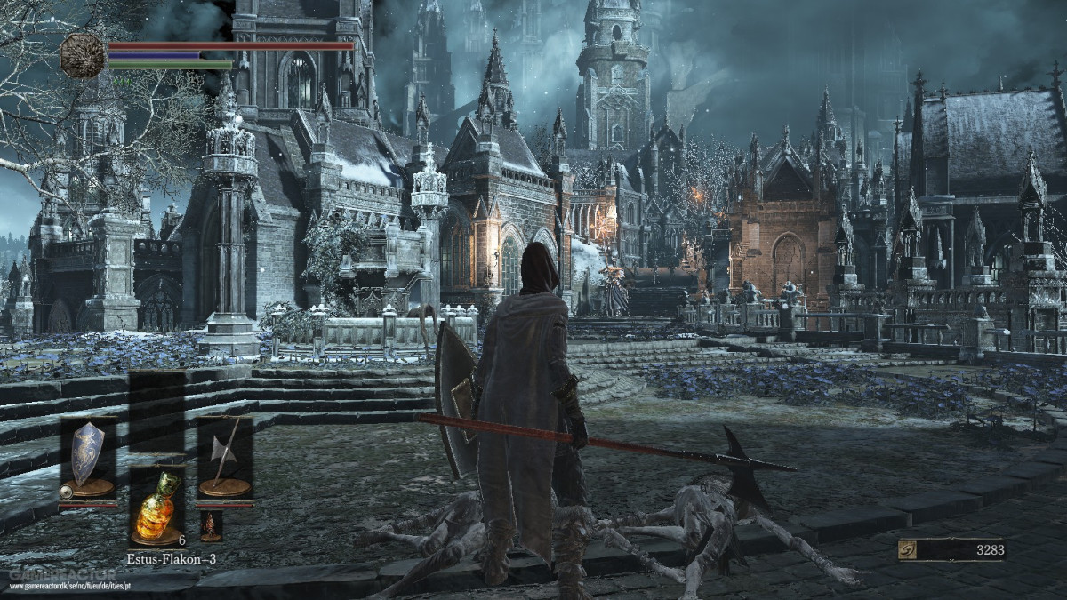 how to play dark souls iii on How to play Dark Souls III on Linux