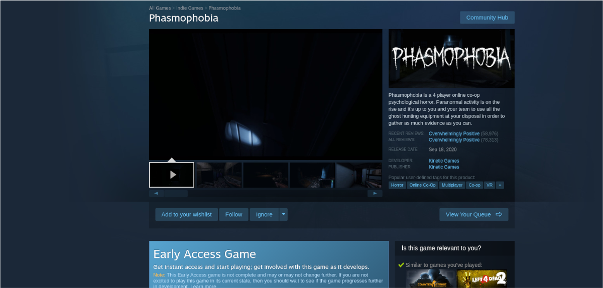 how to play phasmophobia on linux 1 How to play Phasmophobia on Linux