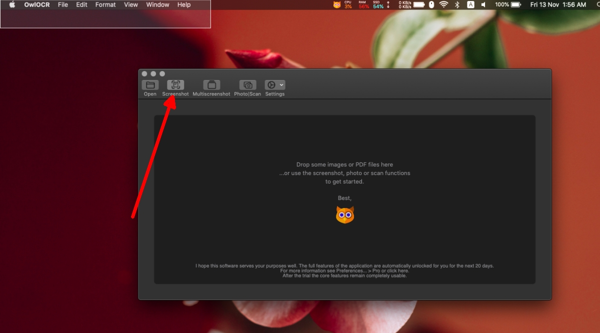 how to read and copy text on the screen on macos How to read and copy text on the screen on macOS