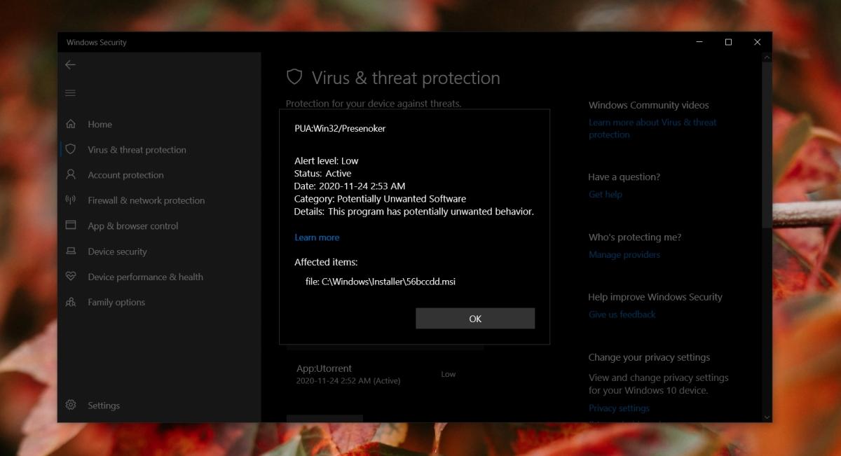 how to remove puawin32 presenoker on windows 10 3 How to remove PUA:Win32/Presenoker on Windows 10