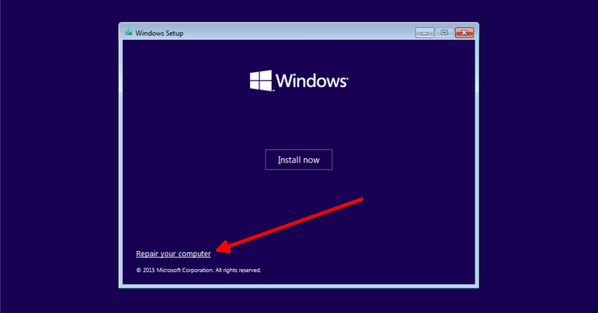 how to run startup repair on windows 10 3 How to run Startup Repair on Windows 10
