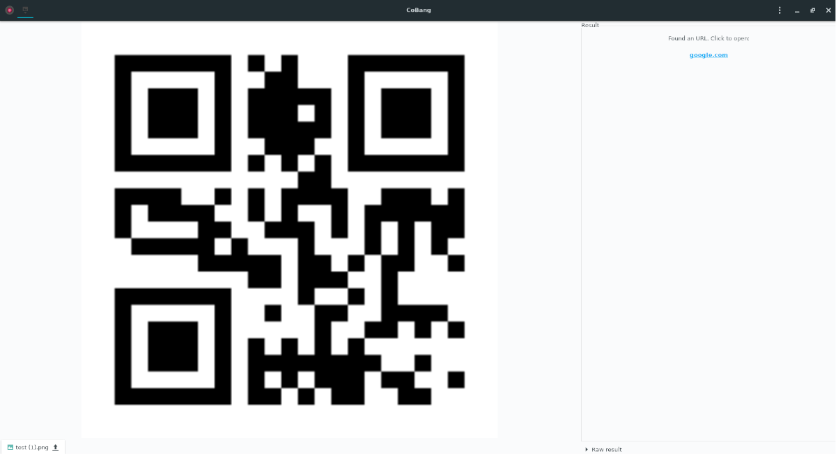 how to scan qr codes from the linux desktop How to scan QR codes from the Linux desktop