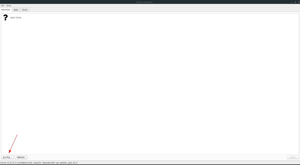 how to set up rclone browser on How to set up Rclone Browser on Linux