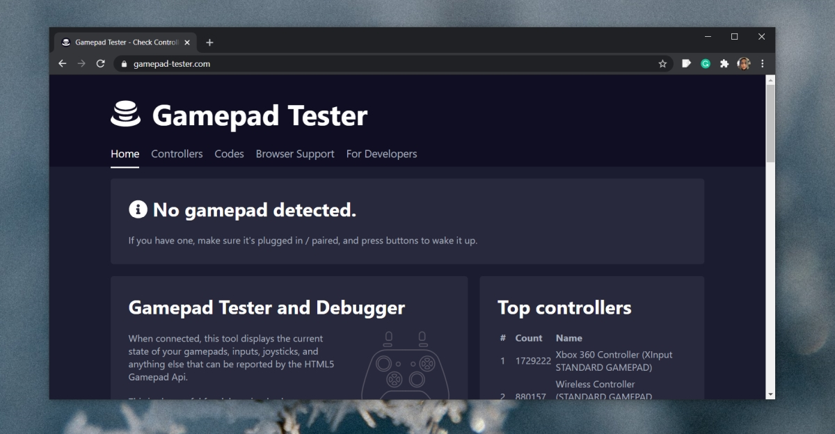 how to test a game controller input on windows 10 How to test a game controller input on Windows 10
