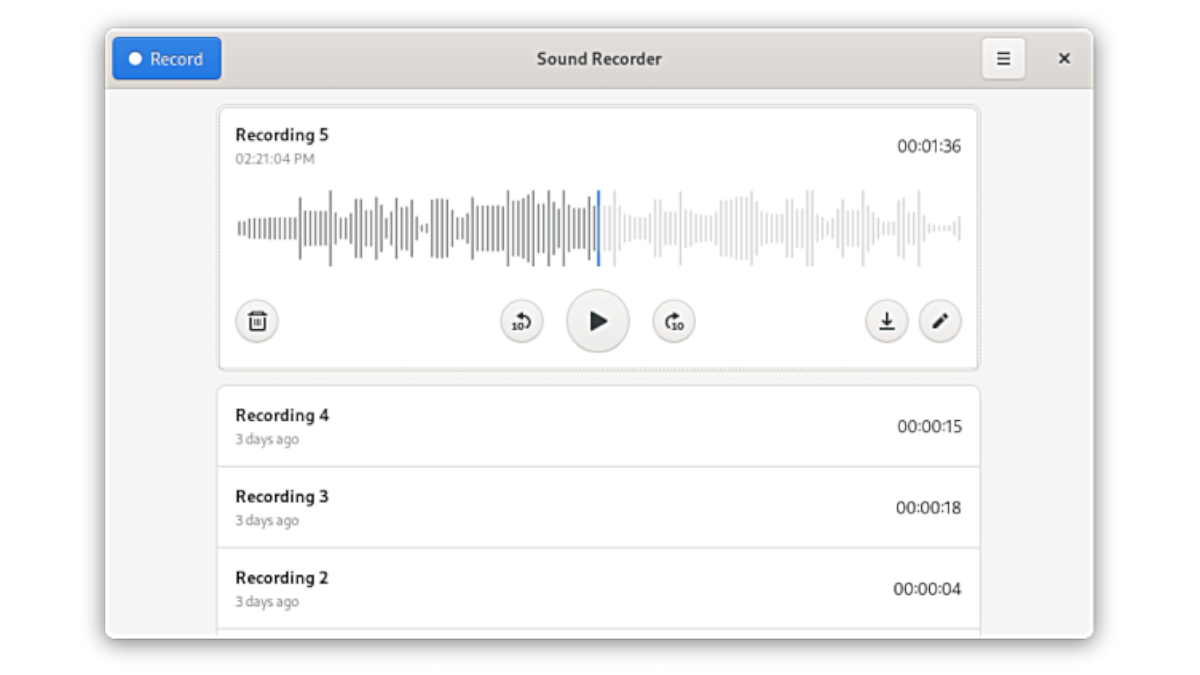 3 ways to record your voice on linux 2 3 ways to record your voice on Linux