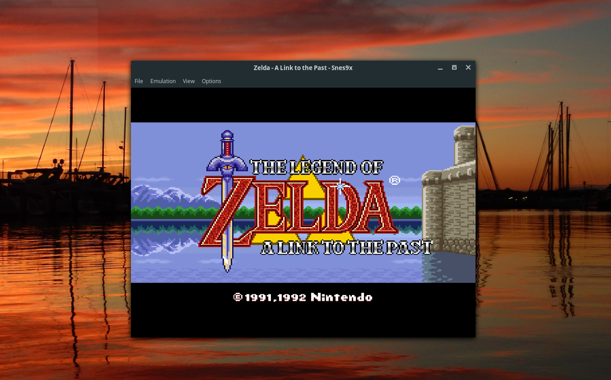 5 ways to play snes games on linux 1 5 ways to play SNES games on Linux