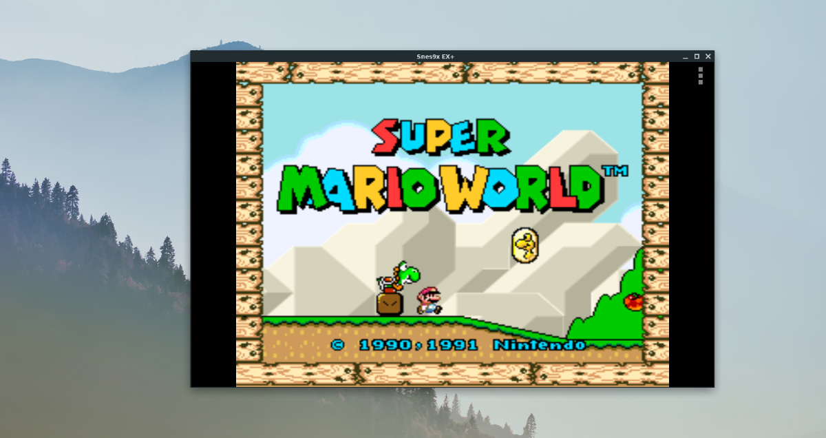 5 ways to play snes games on linux 5 5 ways to play SNES games on Linux