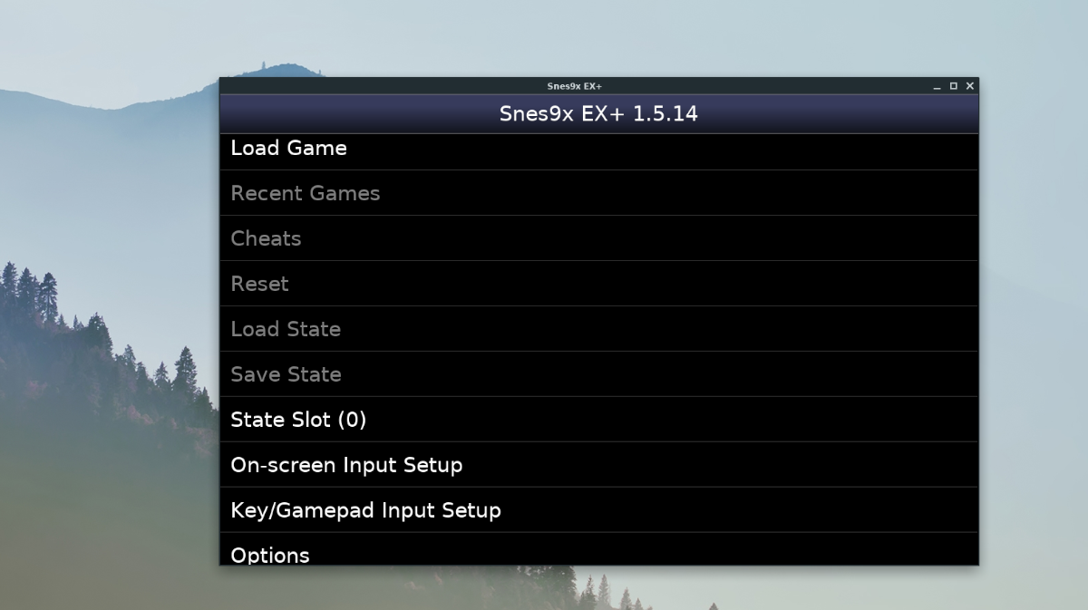 5 ways to play snes games on linux 6 5 ways to play SNES games on Linux