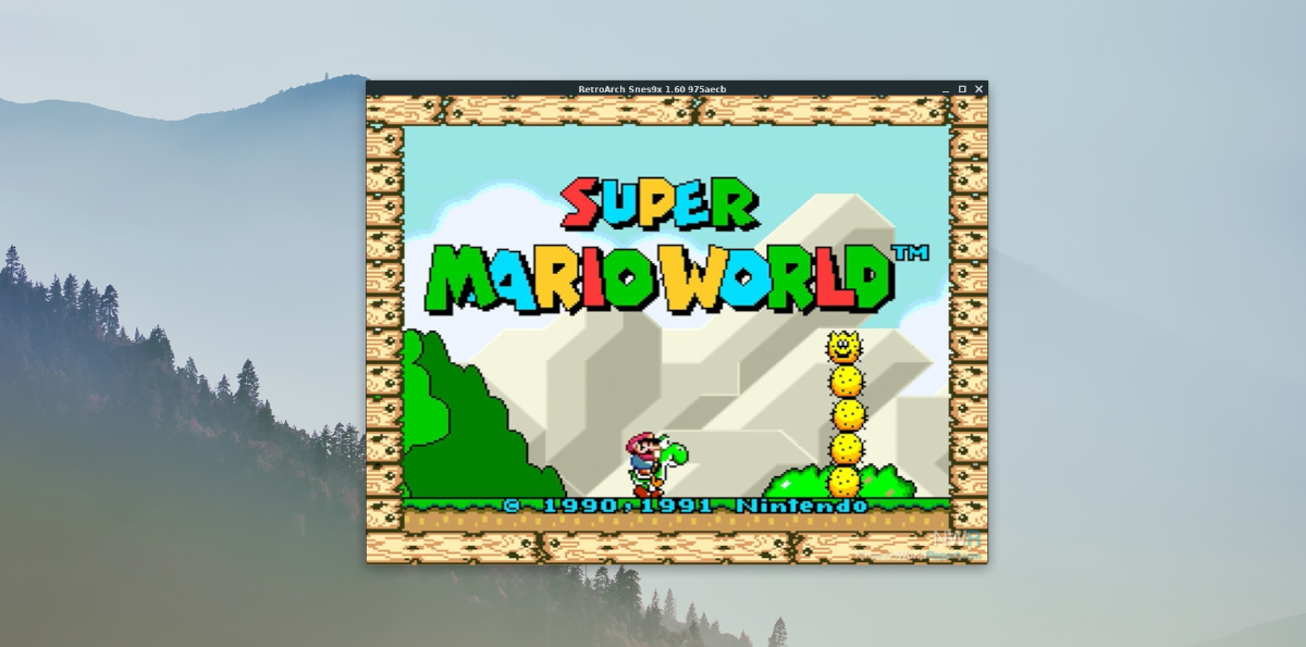 5 ways to play snes games on linux 8 5 ways to play SNES games on Linux