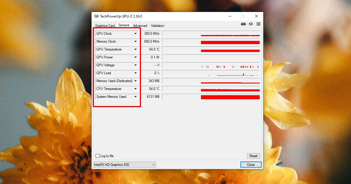 how to find the temperature for the on board graphics card on windows 10 How to find the temperature for the on-board graphics card on Windows 10