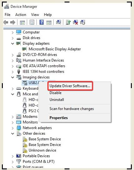 Uninstalling BSOD Device driver