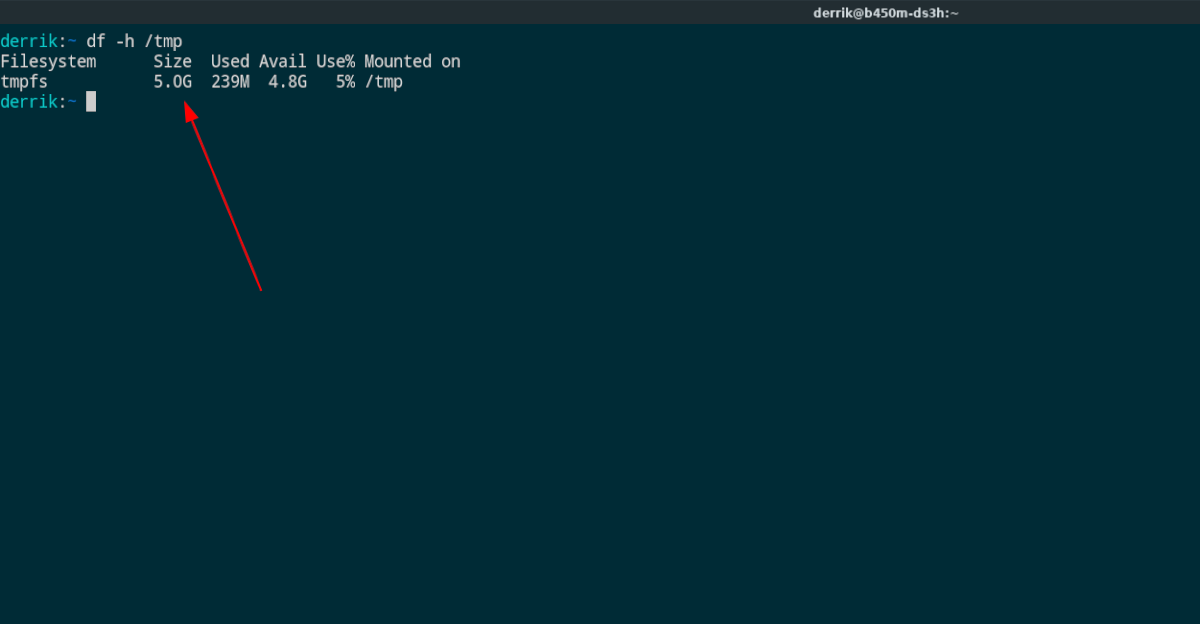 how to increase the size of the temp folder on How to increase the size of the temp folder on Linux