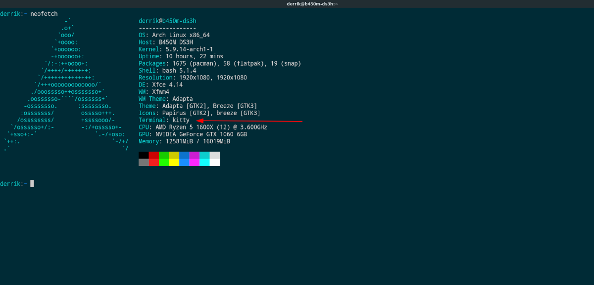 how to install and customize the kitty terminal emulator on How to install and customize the Kitty terminal emulator on Linux