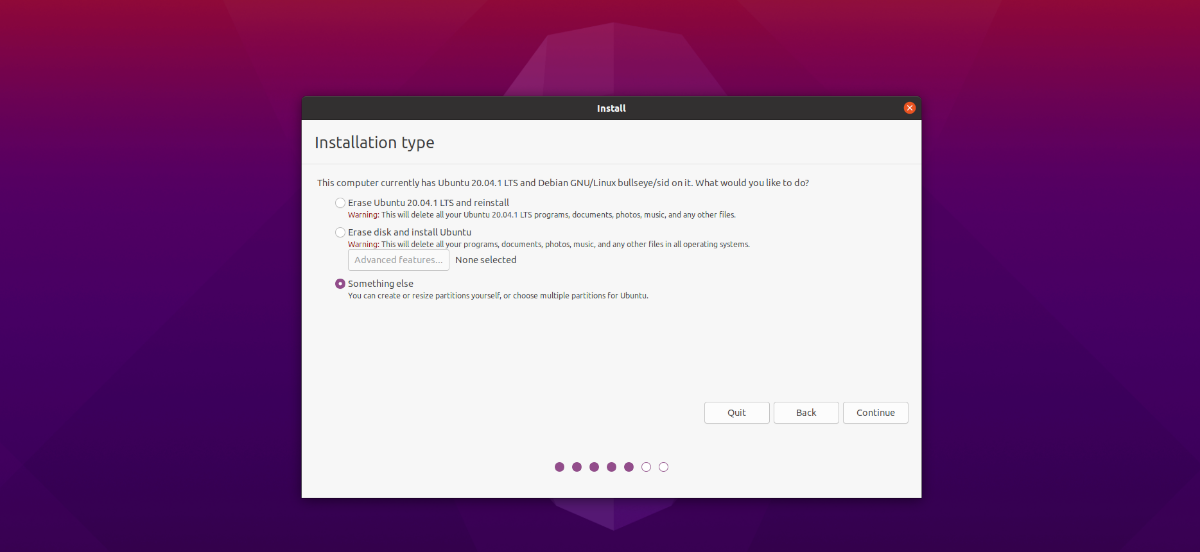 how to install ubuntu with btrfs 4 How to install Ubuntu with BtrFS