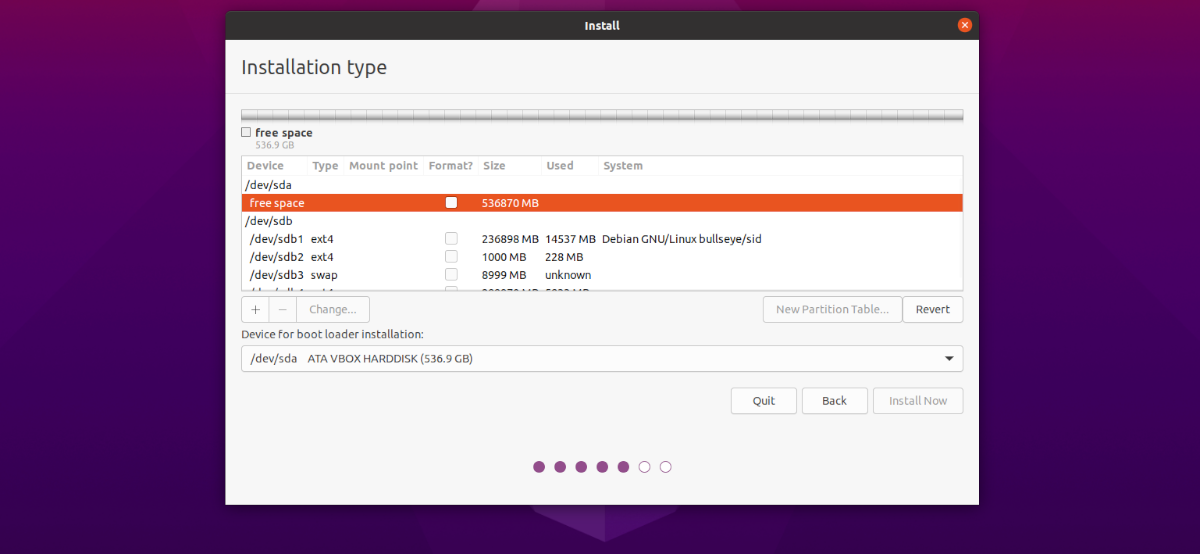 how to install ubuntu with btrfs 6 How to install Ubuntu with BtrFS