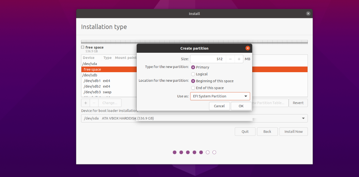 how to install ubuntu with btrfs 7 How to install Ubuntu with BtrFS