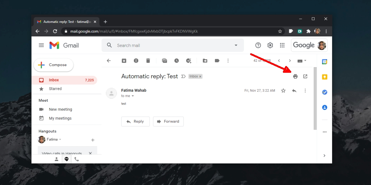 how to print an email on windows 10 How to print an email on Windows 10