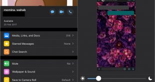 how to set custom wallpapers for chat in whatsapp How to set custom wallpapers for chat in Whatsapp