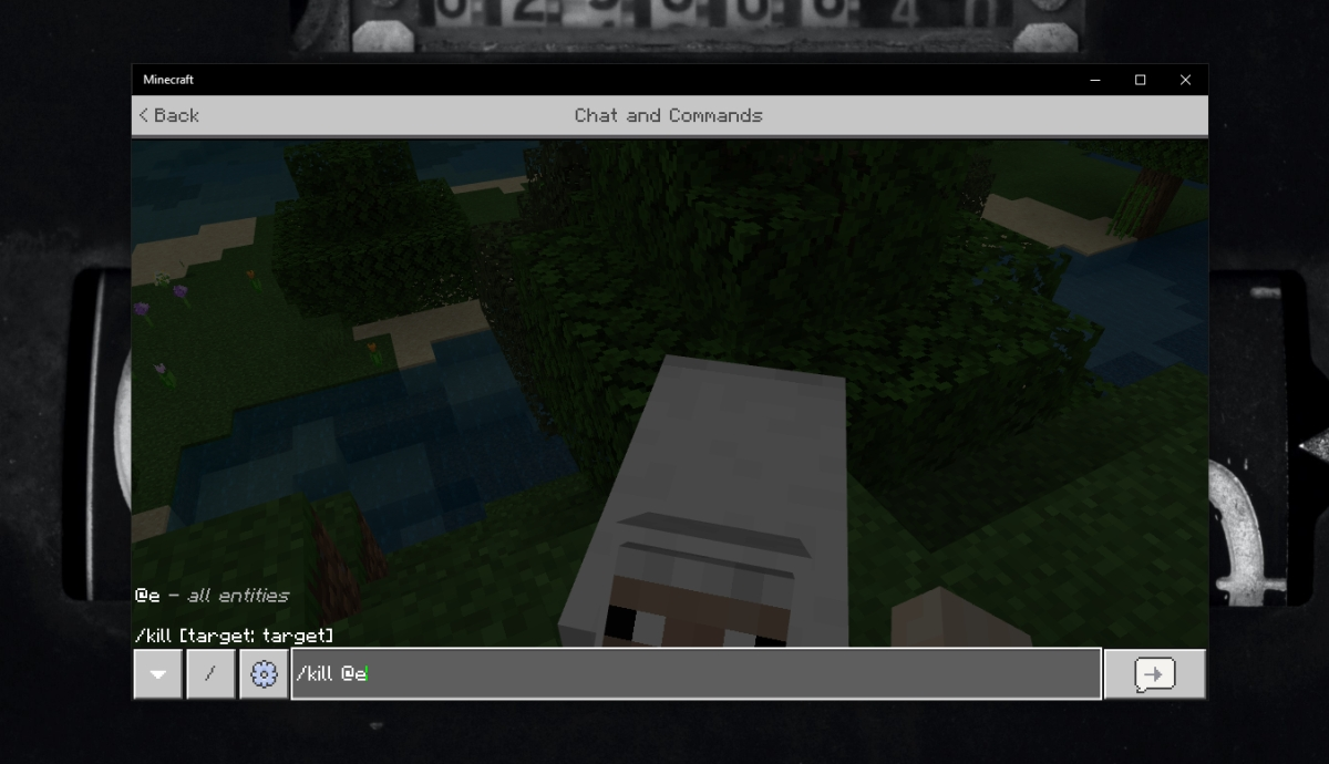 how to use commands in minecraft 1 How to use commands in Minecraft