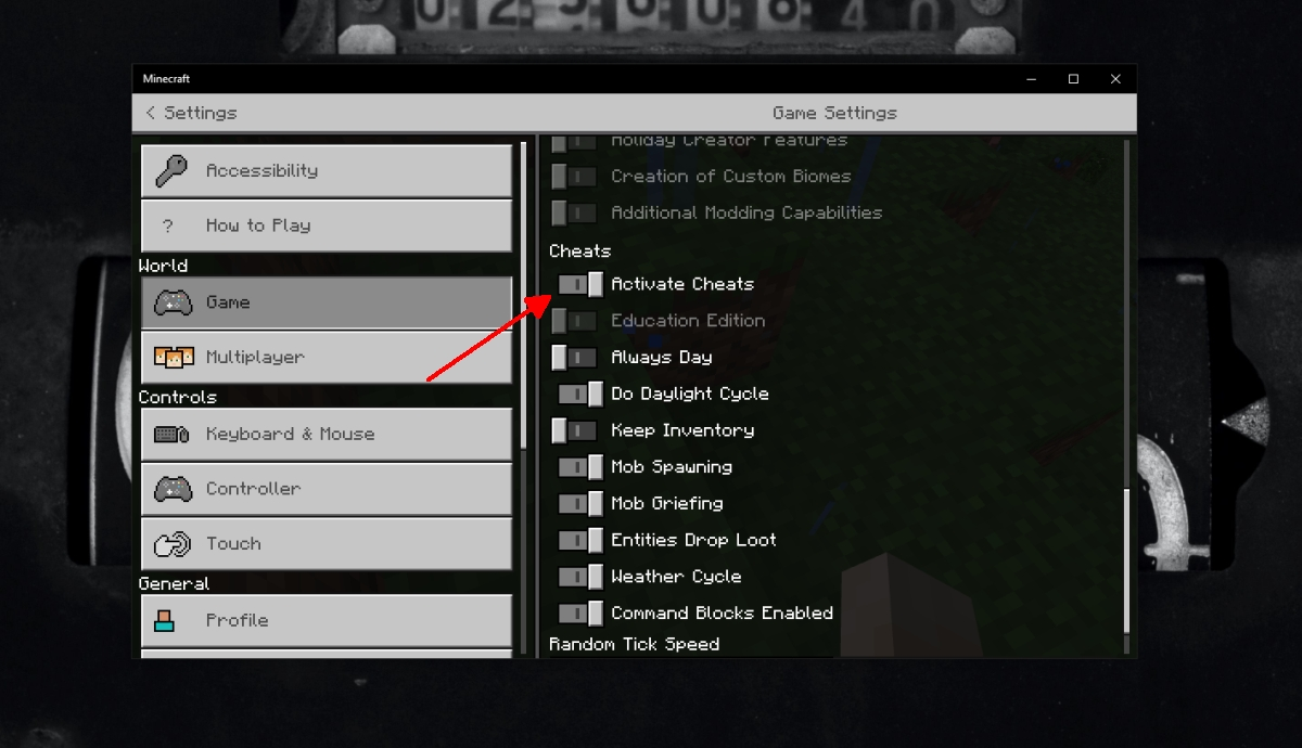 how to use commands in minecraft How to use commands in Minecraft