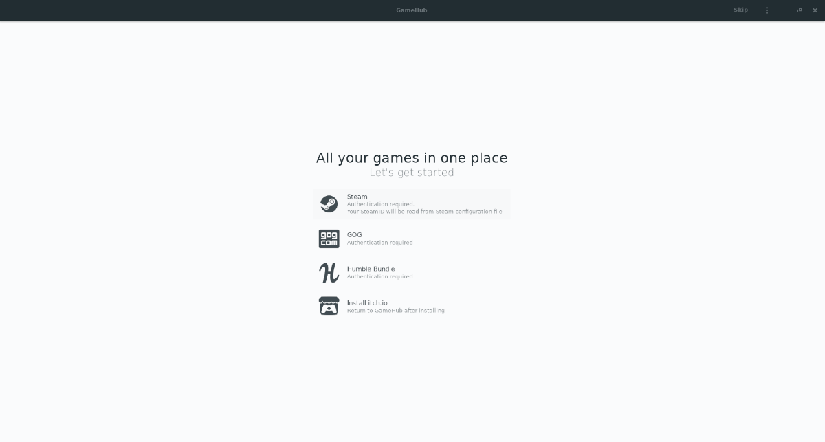 how to use gamehub to download steam gog and humble bundle games on linux 1 How to use Gamehub to download Steam, GOG, and Humble Bundle games on Linux