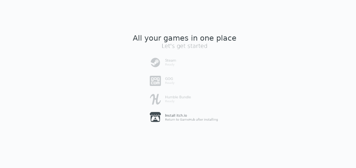 how to use gamehub to download steam gog and humble bundle games on linux 2 How to use Gamehub to download Steam, GOG, and Humble Bundle games on Linux