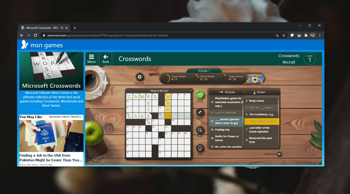 5 great msn free games for casual online play 5 5 Great MSN Free Games for Casual Online Play