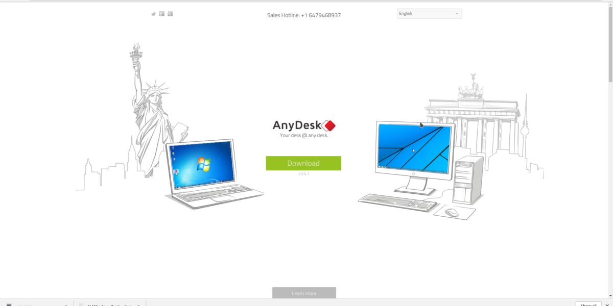 anydesk linux install instructions guide 1 Anydesk: Linux install instructions [Guide]