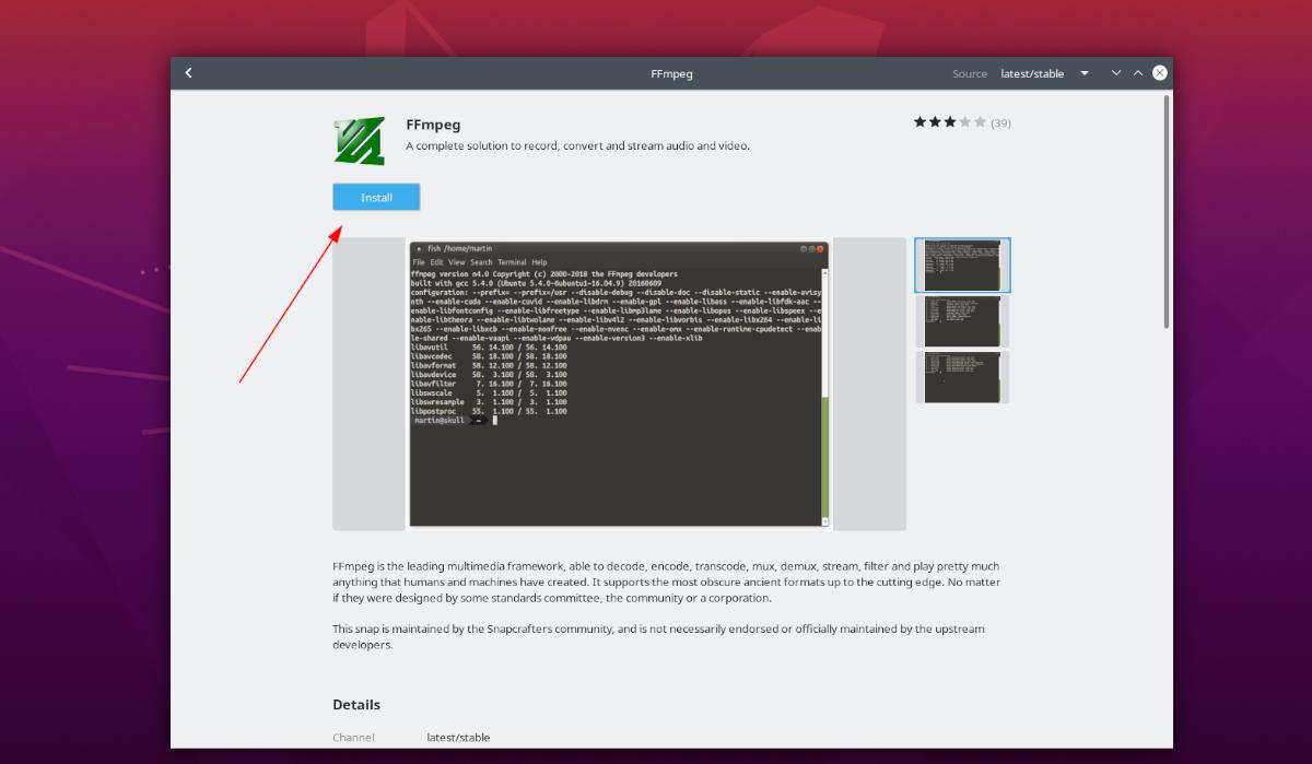 ffmpeg ubuntu installation guide FFMpeg Ubuntu installation [Guide]