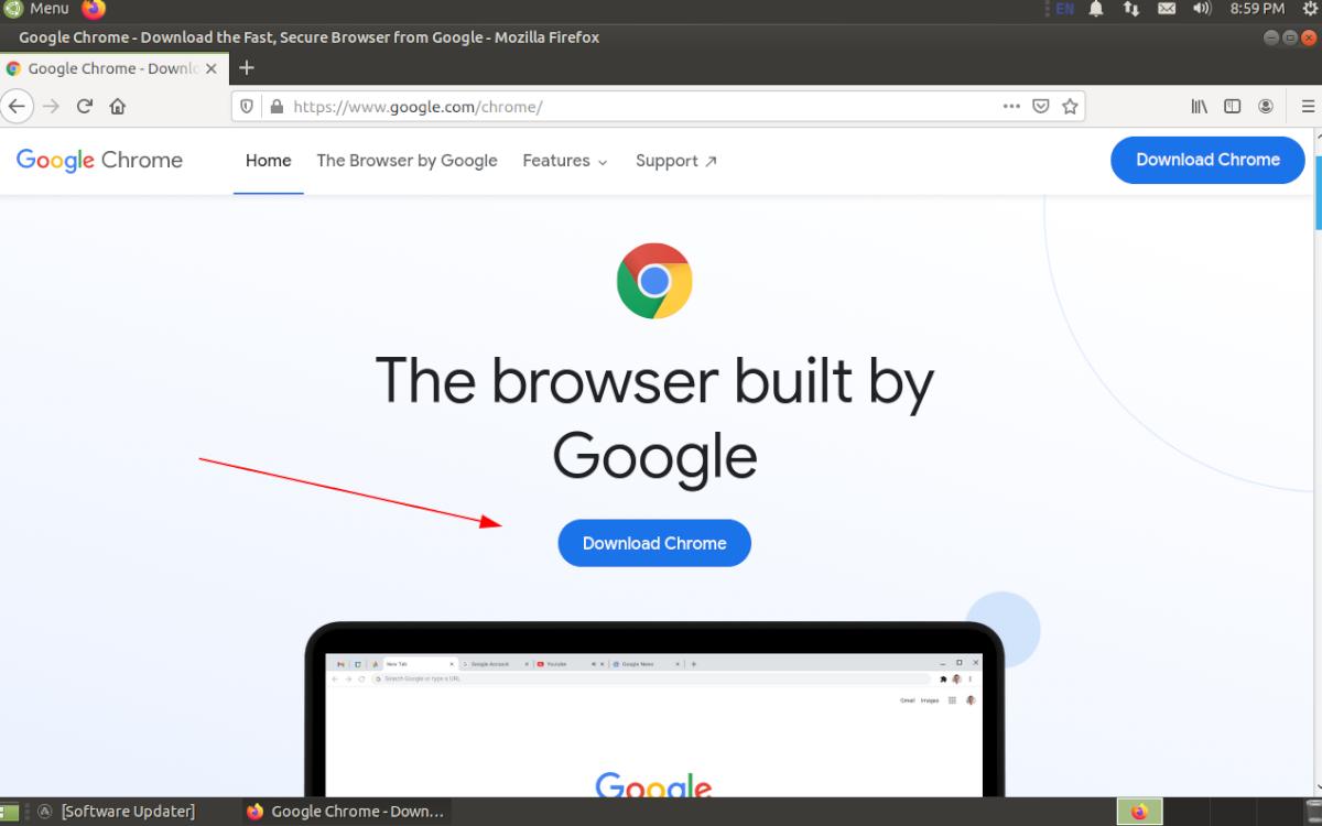 how to install chrome ubuntu 1 How to install Chrome Ubuntu