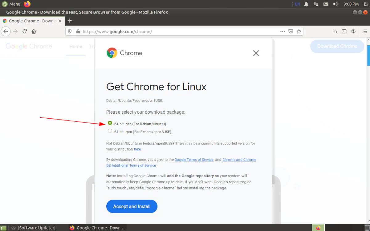 how to install chrome ubuntu 2 How to install Chrome Ubuntu